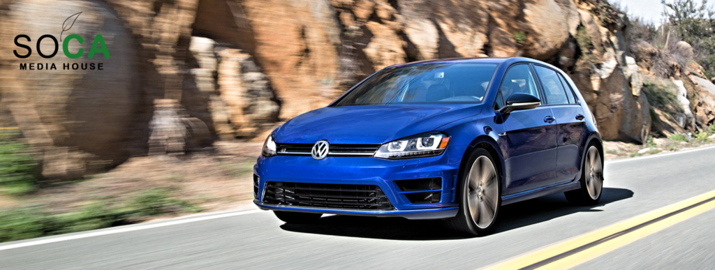 VW Golf R SOCA Review